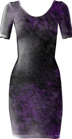 Purple Mist Dress