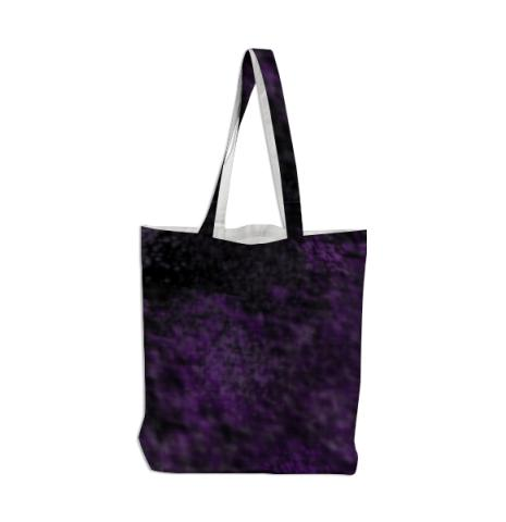 Purple Mist Tote Bag