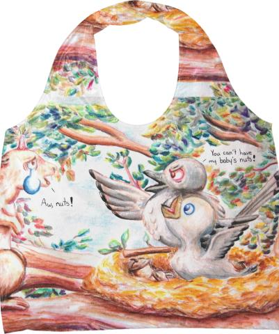 My Baby is Nuts Eco Tote
