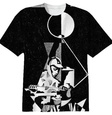 King Krule Six Feet Beneath The Moon Album T Shirt