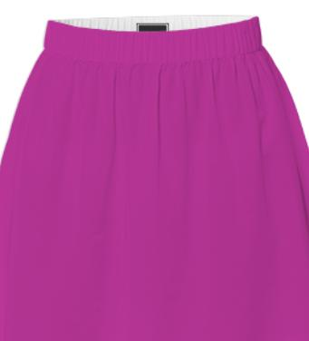 Unique Pink Skirt by LadyT Designs