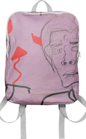 Soft Boy Lucifer Backpack