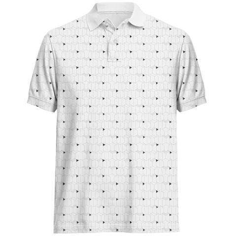 The HoneyTriangleComb Polo