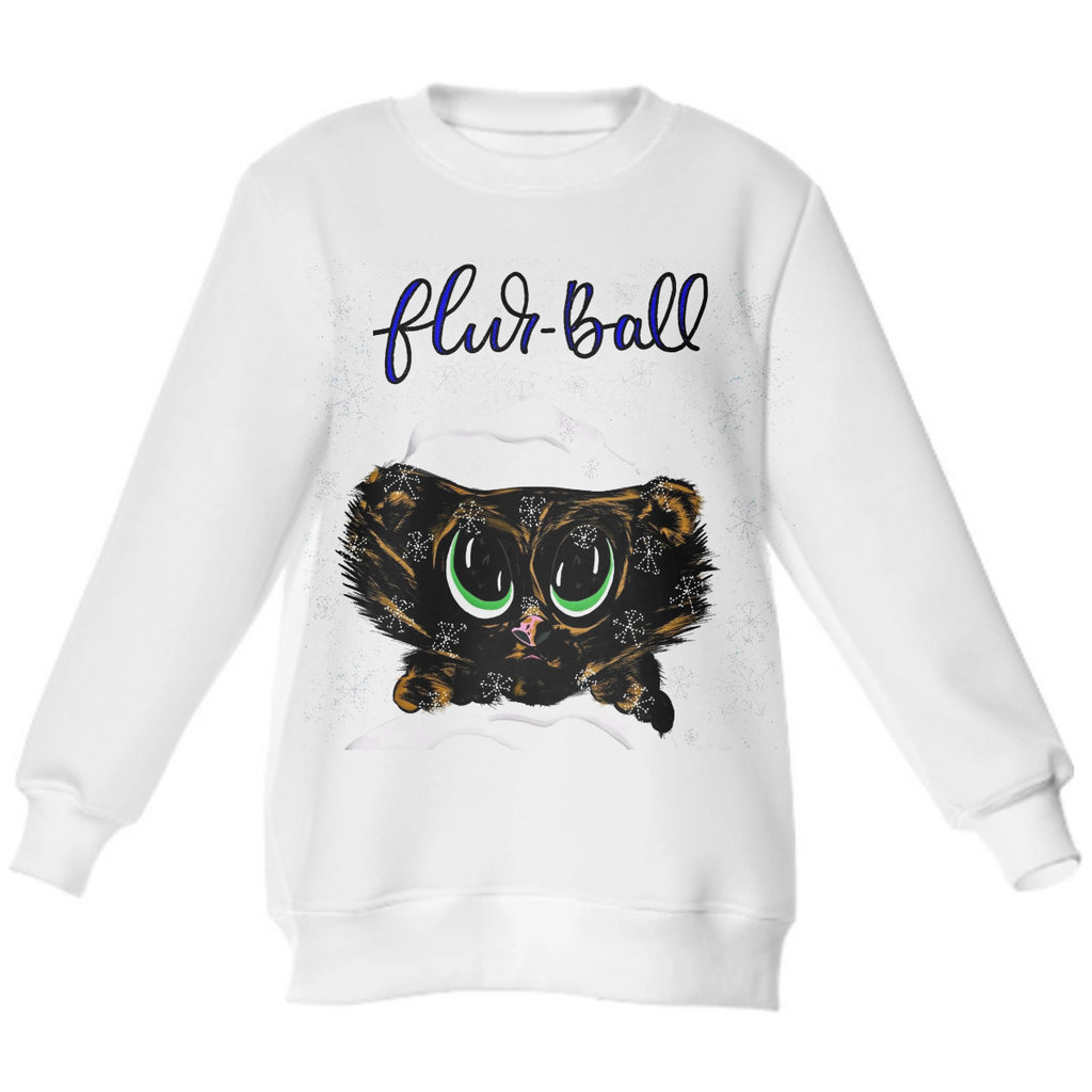 Flur Ball Kitten Sweater