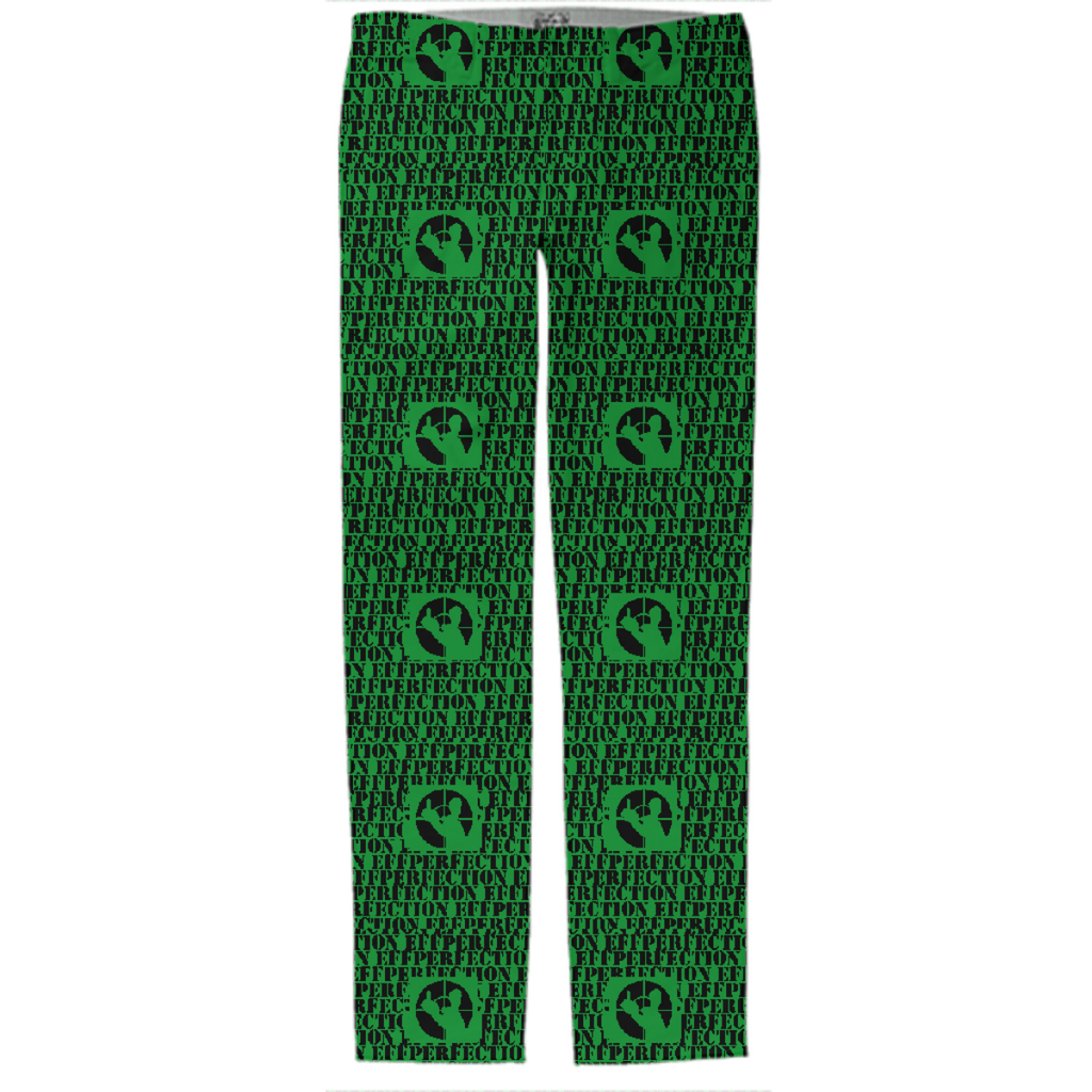 Eff pants samples