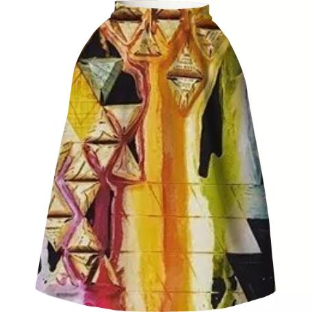 full melt skirt