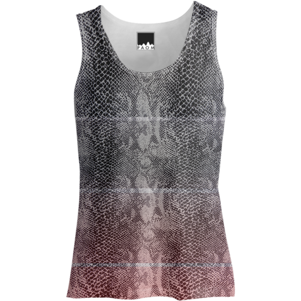 WOMENS SUNSET TANK TOP