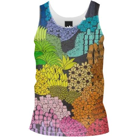 Spectrum Tank Top Men