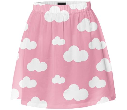 U CLOUD SKIRT