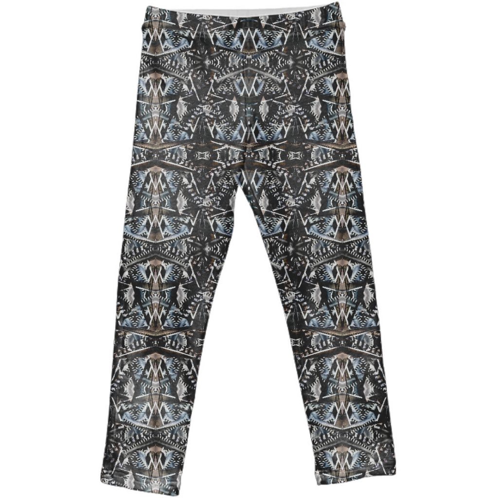 Modern Tribal Geometric Print