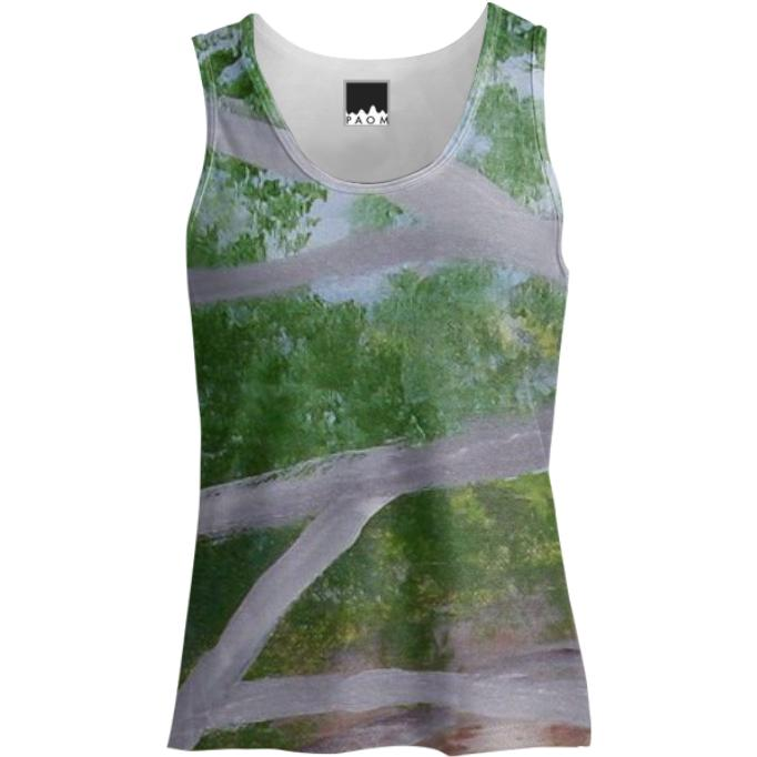 Womens Tanktop by GinSey Art Design