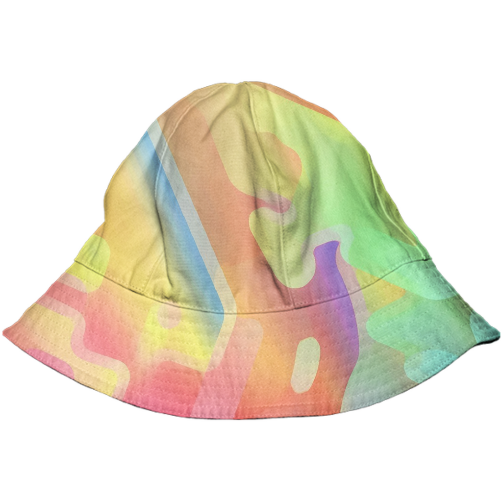 Color Blotch hat