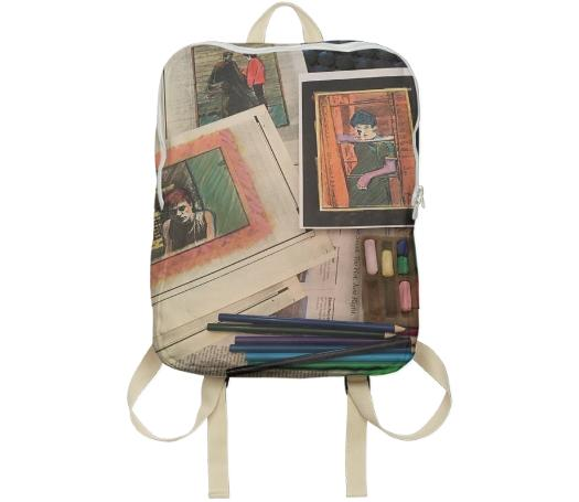 Sketch Artist Backpack