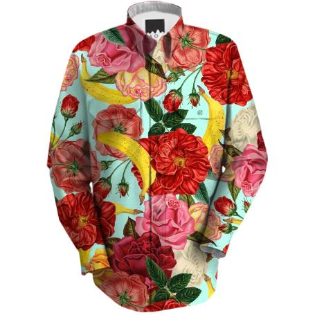 Tropical Forest WorkShirt