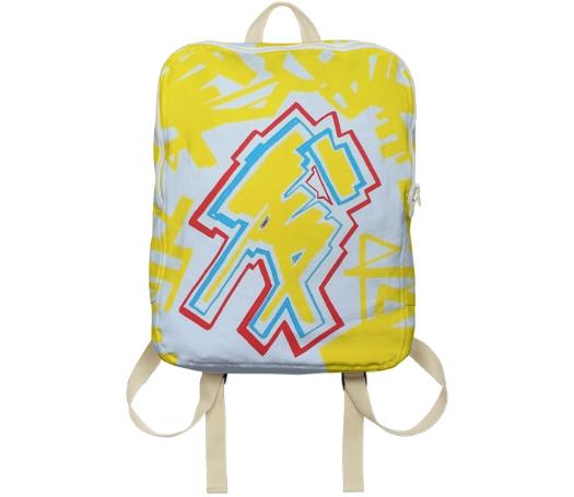 Primary Island Backpack