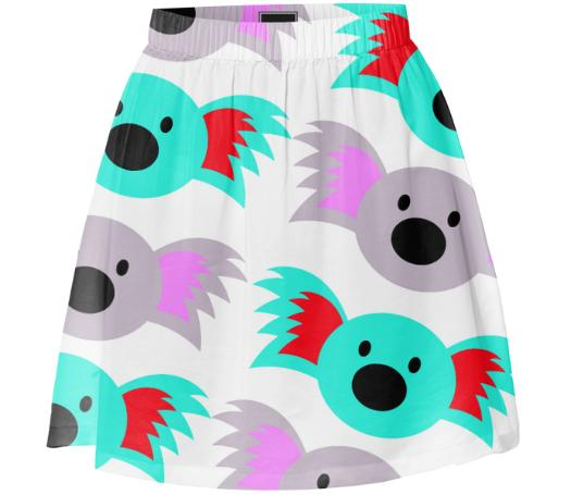 Drop Bear Skirt