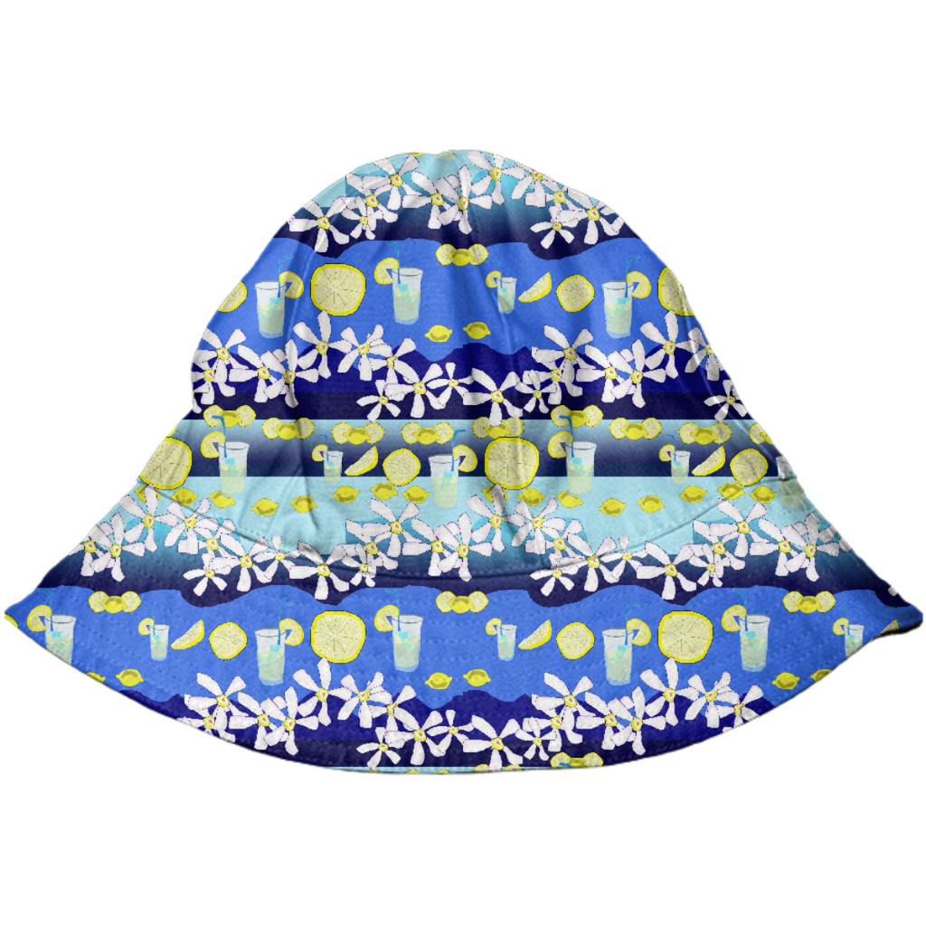 Lemonade Kids Bucket Hat