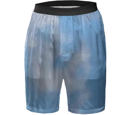 Sky Blue Boxer Short