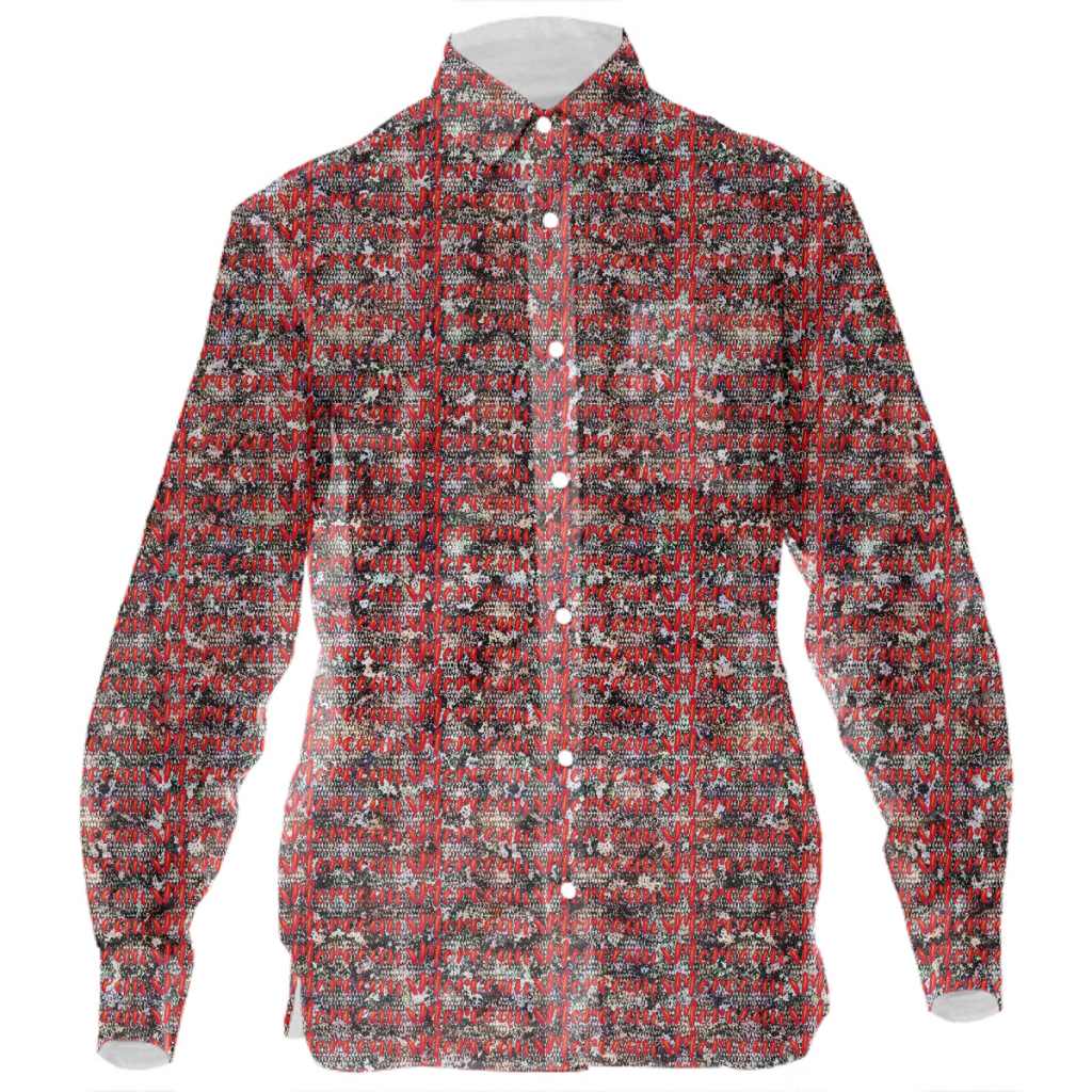 Morceaux Python Logo Mens Button Down