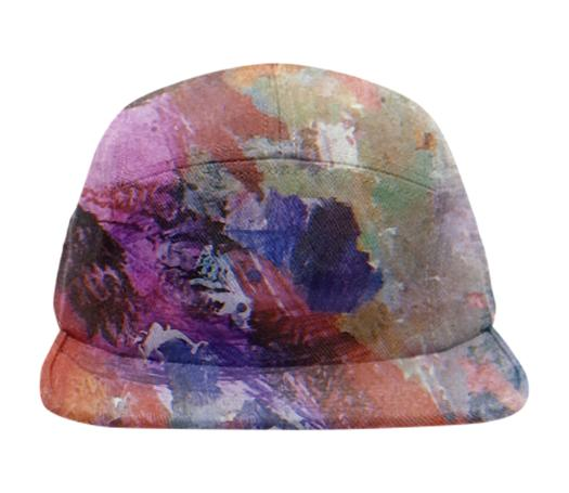 Painted Baseball Hat