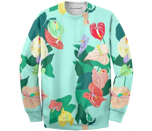 Tropical Funk Sweatshirt