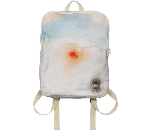CAPRICORN PRINT backpack