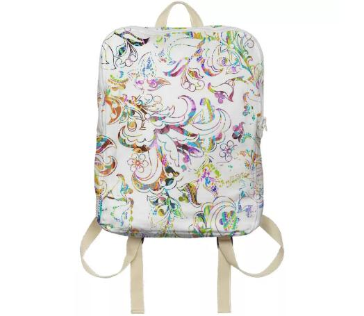 Patricia Ann Brubaker Day Dream n Back Pack