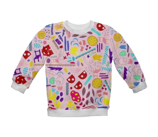 SpringBreak Kids Sweatshirt