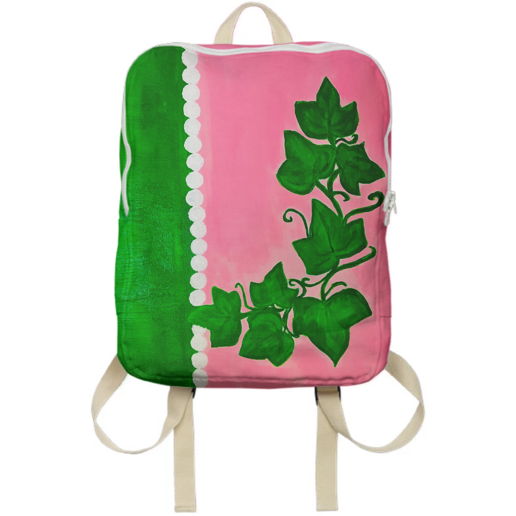 Pretty Vine Backpack