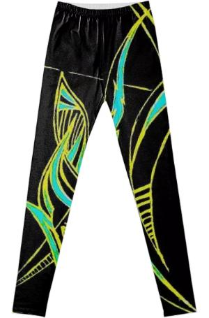 Torched Leggings