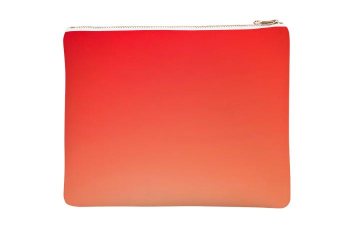 Clutch in Red Coral