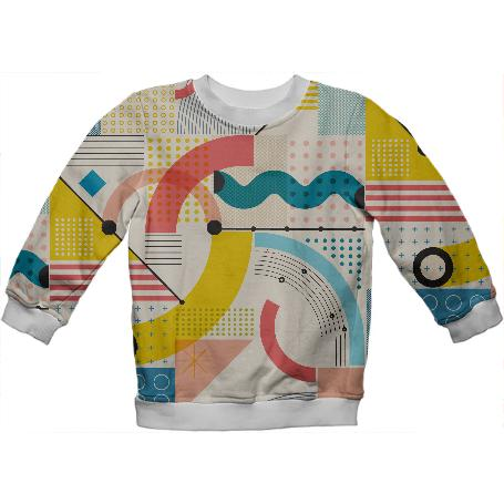 Tunnels Kids Sweatshirt