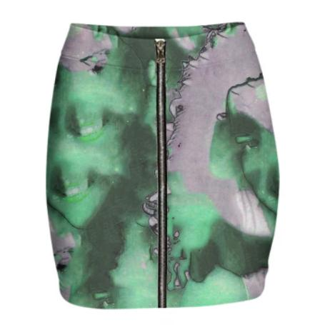 Neoprene Skirt Chandra01