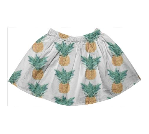 Pineapple skirt