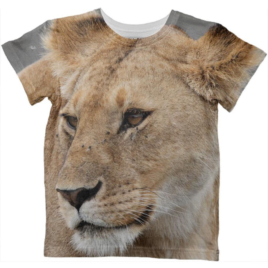Safari Adventure Lion Tee