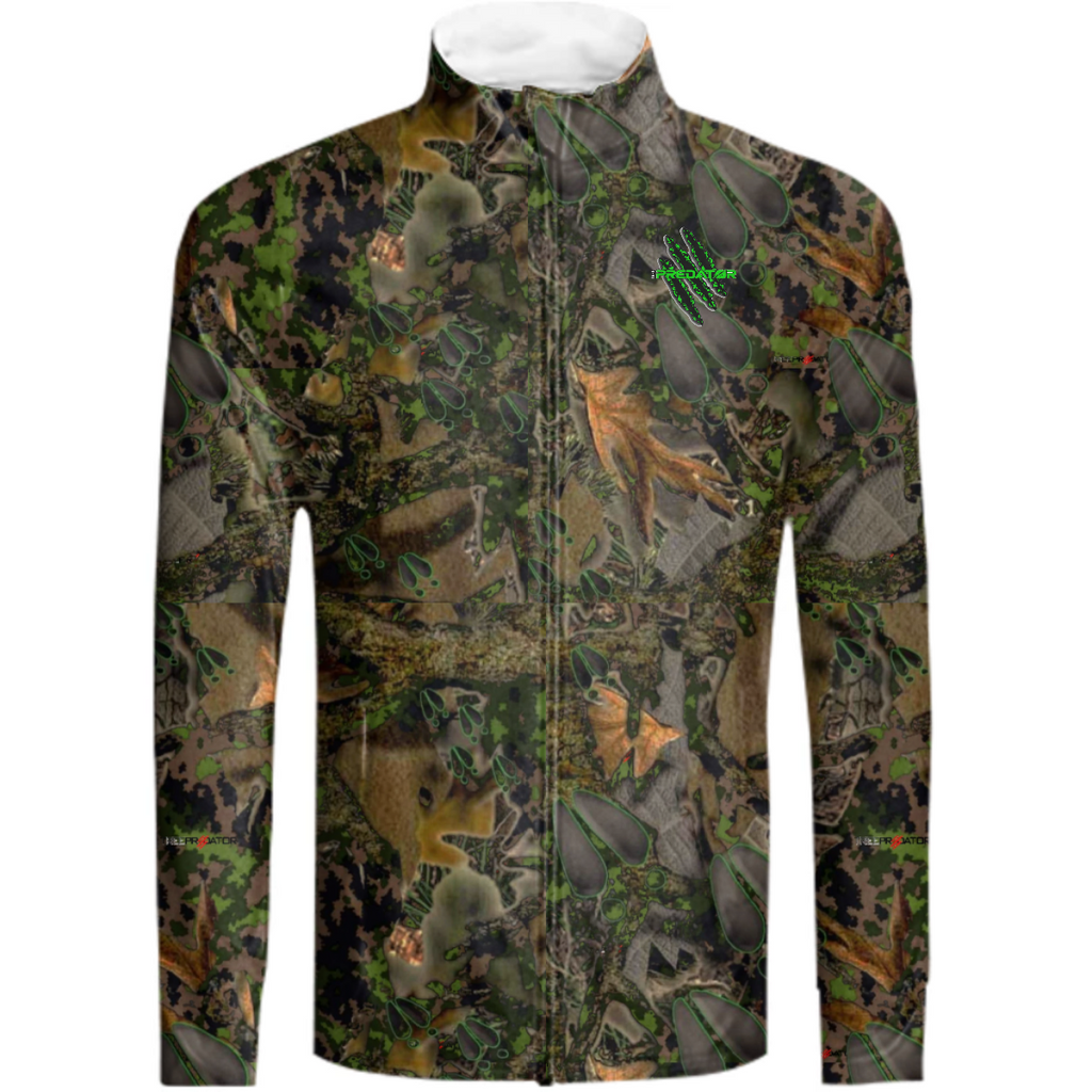 Kloak camo series jacket