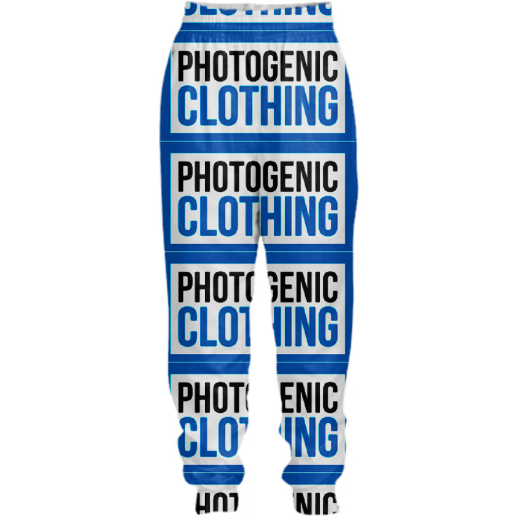 Photogenic clothing