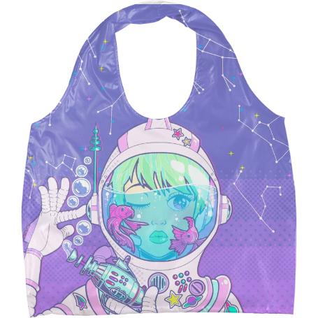 Space Bae Eco Tote