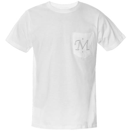 Mud di Signature Pocket Tee