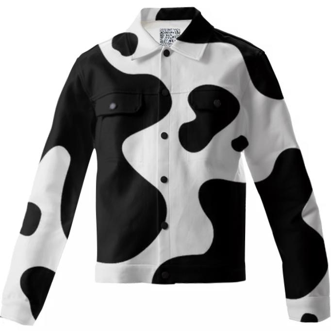 SPILLED COW JACKET