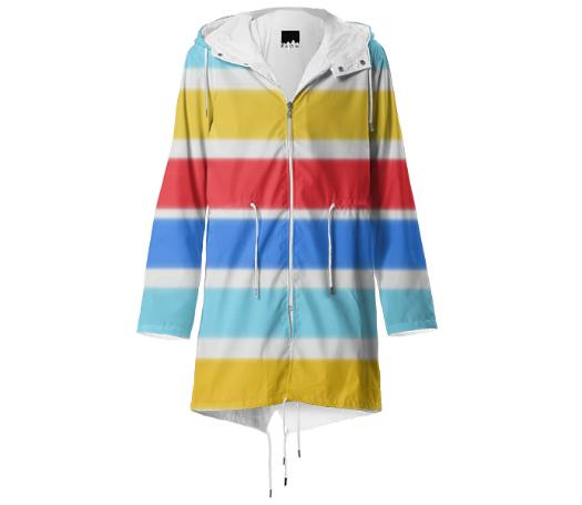 Ladies Funky Rain Coat