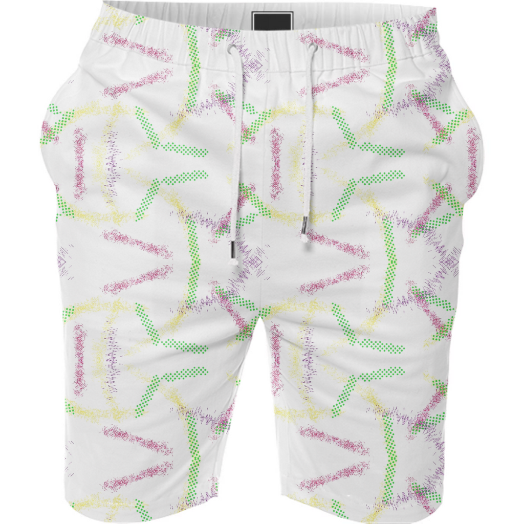 Color Me Cool Summer Shorts