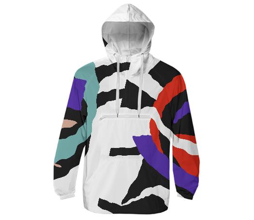 Waterfall Windbreaker Jacket
