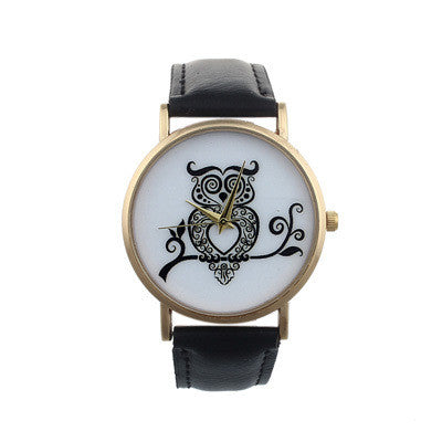 New Fashion Owl Watch
