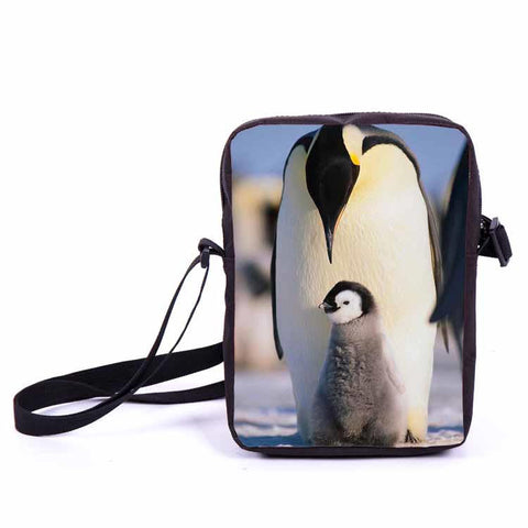 Cute Animal Messenger Bag Various Designs