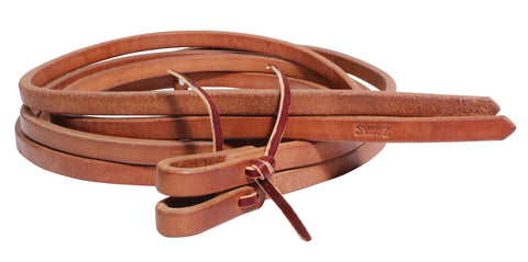 Schutz Bros Professionals Choice Extra Heavy Weighted Harness Leather Reins
