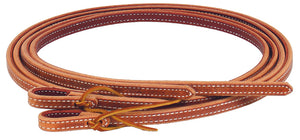 Schutz Bros Professionals Choice Extra Heavy Doubled & Stitched Split Reins