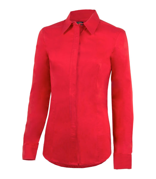 Noble Outfitters Perfect Fit Show Shirt (Barn Red)