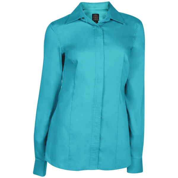 Noble Outfitters Perfect Fit Show Shirt (Turquoise)