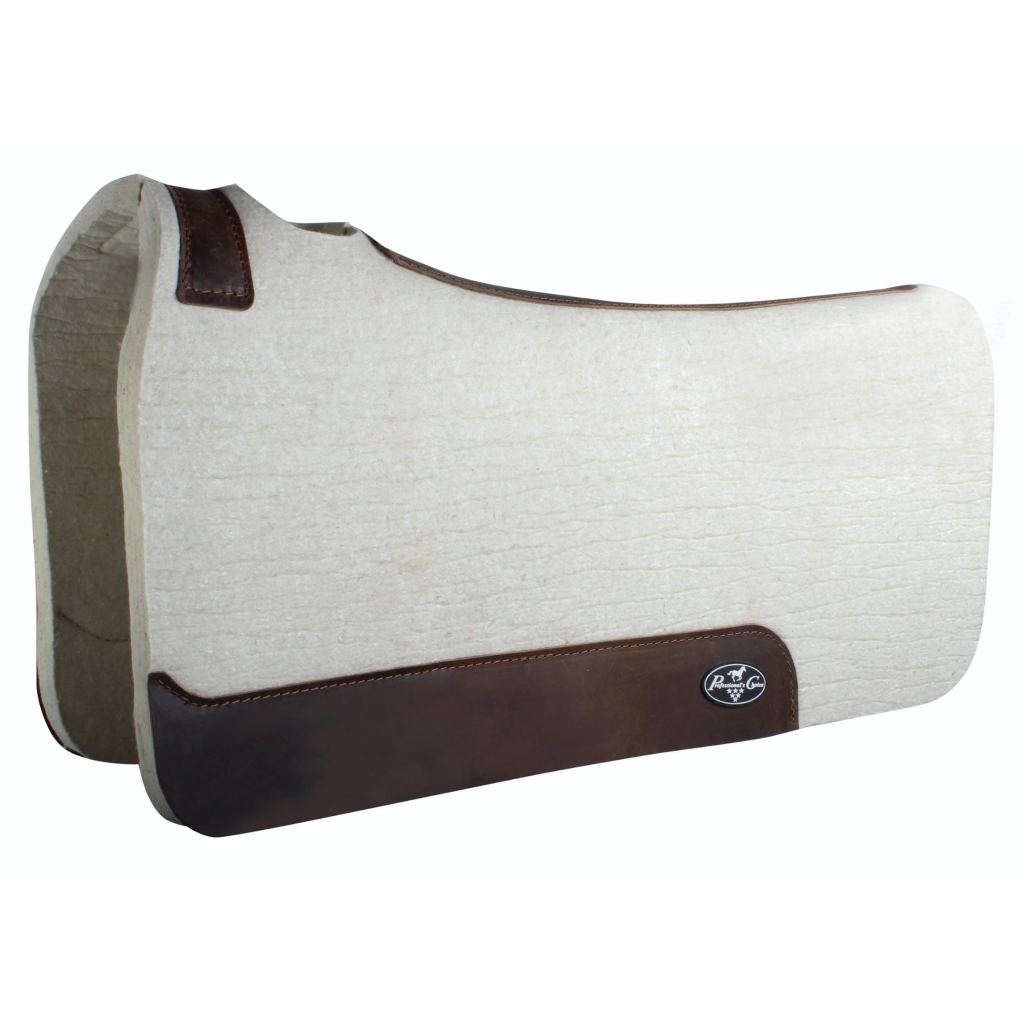Professionals Choice Steam Pressed Comfort Fit Saddle Pad